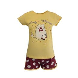pijama-dama-univers-fashion-bluza-galben-cu-imprimeu-pisica-pantaloni-scurti-grena-cu-imprimeu-pisici-l-1.jpg