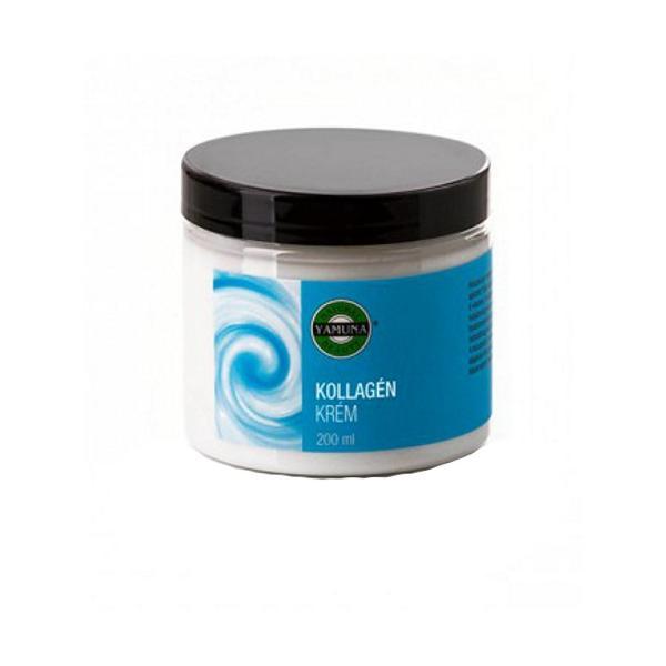 Crema-Gel cu Colagen Yamuna, 200ml