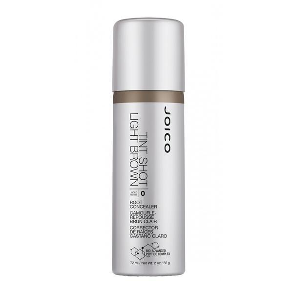 Spray pentru Colorarea Radacinilor Saten Deschis Tint Shot Root Concealer Light Brown Joico, 72ml imagine produs