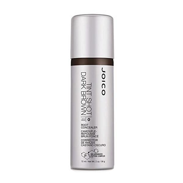 Spray pentru Colorarea Radacinilor Saten Inchis Tint Shot Root Concealer Dark Brown Joico, 72ml imagine produs