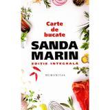 Carte de bucate - Sanda Marin, editura Humanitas