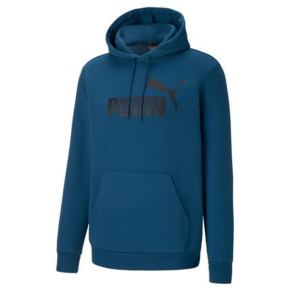 Hanorac barbati Puma Fleece Big Logo 85503176, XS, Albastru