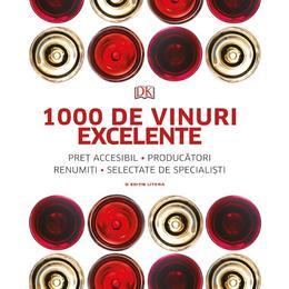 1000 de vinuri excelente, editura Litera