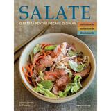 Salate. O reteta pentru fiecare zi din an. Vol.4: Octombrie, Noiembrie, Decembrie, editura Litera