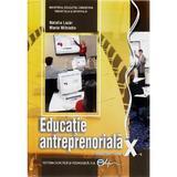 Educatie antreprenoriala - Clasa 10 - Manual - Natalia Lazar, Maria Mitrache, editura Didactica Si Pedagogica