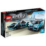 Lego Speed Champions - Jaguar Racing GEN2 & Jaguar I-PACE eTROPHY