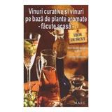 Vinuri curative si vinuri pe baza de plante aromate - Facute acasa - Barbel Ranseder, editura Mast
