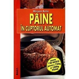 Paine in cuptorul automat - Mirjam Beile, editura Mast