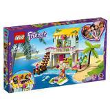 Lego Friends - Casa de pe plaja