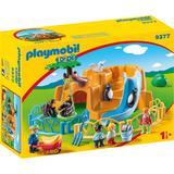 Playmobil 1.2.3 Gradina Zoo