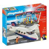 Playmobil City Action - Set Aeroport