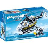 Playmobil City Action - Elicopterul echipei Swat