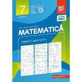 Matematica. Consolidare - Clasa 7 Partea 1 - Anton Negrila, Maria Negrila, editura Paralela 45