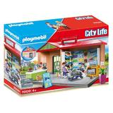 Playmobil City Life Set mobil magazin alimentar