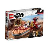 Lego Star Wars - Landspeeder-ul lui Luke Skywalker