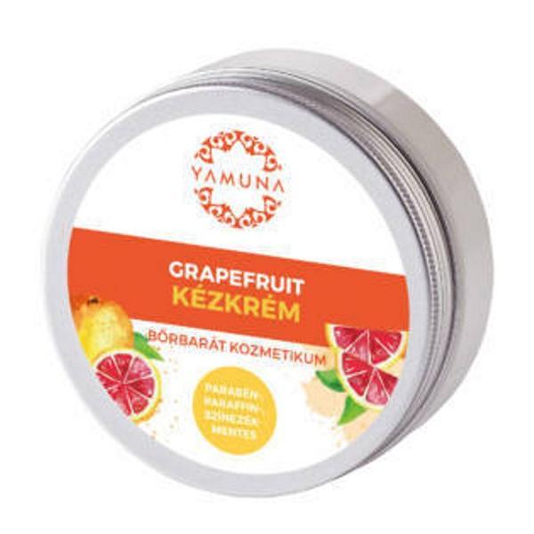 Crema de Maini cu Grapefruit Yamuna, 50ml imagine produs