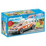 Playmobil City Life Masina de urgenta cu sirena
