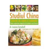 Studiul China. Colectia de retete a vedetelor - Leanne Campbell, editura Adevar Divin