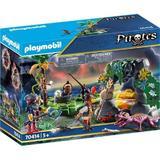 Playmobil Pirates Ascunzatoarea Piratilor