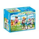 Playmobil Family Fun Bicicleta de familie