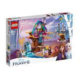 Lego Disney Princess - Casuta fermecata din copac