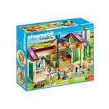 Playmobil Country Ferma mare cu siloz