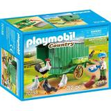 Playmobil Country Cotet cu gaini