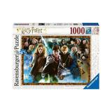 Puzzle copii si adulti Harry Potter 1000 piese Ravensburger