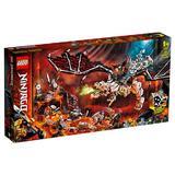 Lego Ninjago - Dragonul Vrajitorului Craniu