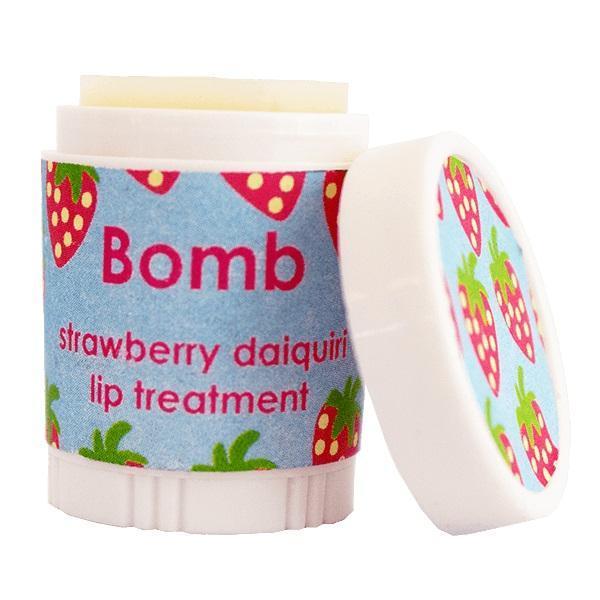 Balsam de buze tratament Strawberry Daiquiri Bomb Cosmetics 4.5 g poza