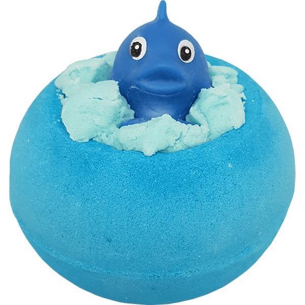 Bila baie efervescenta cu jucarie Splash! Bomb Cosmetics 160 g imagine produs