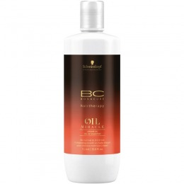 NEW Sampon pentru Stralucire - Schwarzkopf Oil Miracle Argan Oil In Shampoo 1000 ml