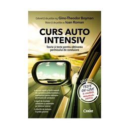 Curs auto intensiv Ed.2 - Gino-Theodor Bosman, Ioan Roman, editura Corint