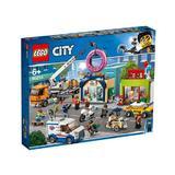 Lego City - Deschiderea magazinului de gogosi