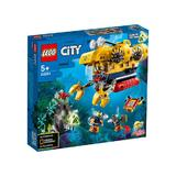 Lego City - Submarin de explorare