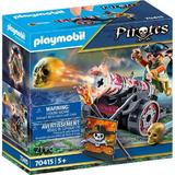 Playmobil Pirates - Pirat cu tun