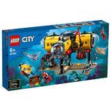 Lego City - Baza de explorare a oceanului
