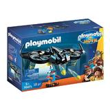 Playmobil Movie Robotitron cu drona