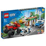Lego City - Furtul cu Monster Truck