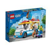 Lego City - Furgoneta cu inghetata