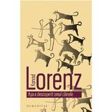 Asa a descoperit omul cainele - Konrad Lorenz, editura Humanitas