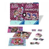 Joc memory LOL si puzzle 25/36/49 piese Ravensburger