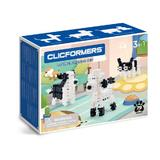 Set constructie Clicformers animale 79 piese Clics Toys