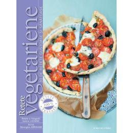 Imagine indisponibila pentru Retete vegetariene: 30 de retete gustoase si sanatoase, editura Litera