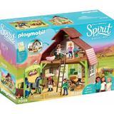 Playmobil Spirit Hambar cu depozit
