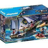 Playmobil Pirates Soldat britanic si caravela