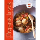 Preparate la wok - Jean-Francois Mallet, editura Litera