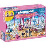 Playmobil Christmas Petrecere Calendar Craciun