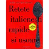 Retete italienesti rapide si usoare, editura Litera