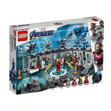 Lego Marvel Super Heroes - Iron Man Sala Armurilor